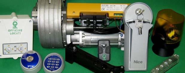 Automazione porte sezionali motore e automazione per - Serrande per finestre prezzi ...